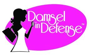 Damsel in Defense Logo