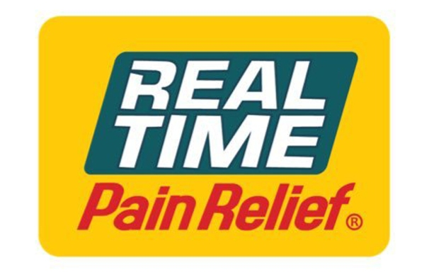 Real Time Pain Relief Logo