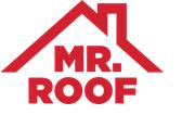 Mr roof red logo